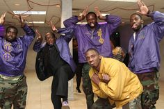 Special Thank you the Omega Psi Phi of Wayne State University ... Purple and Gold