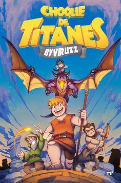 Es el llibre vasat en el joc CoC (Clas of Clans) creat pe BYVIRUZZZ un youtuber que penja videos d'aquet joc.Es l'historia d'un noi que viu a l'edat medieval i la seva misió es acabar amb el regnat de la bruixa dolenta que viu al castell oscur.