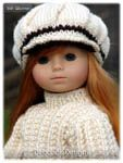 25+ Knitting Doll Pattern Clothes & and more| HomespunVine.com
