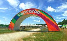 Bonnaroo 2015 Arch