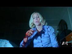 Vera Farmiga - Sensual Murder Scene.