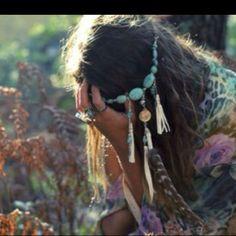 Bohemian fashion. style. boho. hippy. hippie. eclectic.