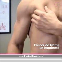 #CancerDeMama en hombres? Sí  En cuanto a las cifras, en el Perú se diagnostican alrededor de 40 casos por año y se puede presentar en hombres de cualquier edad, pero generalmente se detecta después de los 50 años. El cáncer de mama masculino representa aproximadamente el 1% de todos los casos de cáncer mamario.  ► www.doctorgarces.com ► consultas@doctorgarces.com ► Citas 434-2130 anexo 148