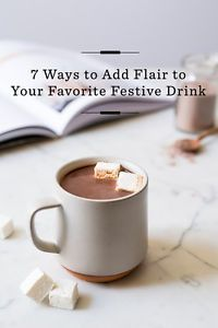 7 Ways to Add Flair to Your Favorite Festive Drink   eBay