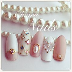 Girlish nail