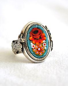 Antique fusion jewellery