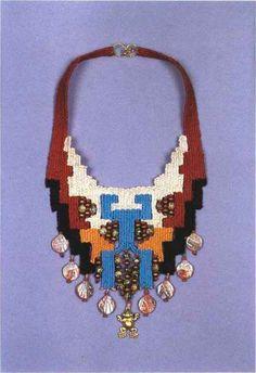Shades Of Blue - Fiber Jewelry - Beading Magazine