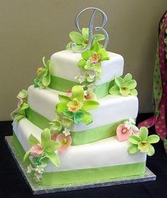 80 Perfect Spring Wedding Cake Ideas