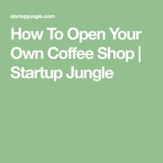 If you're dreaming of running your own coffee shop, it's time to wake up and act on it. Here's 12 quick and easy steps to opening a coffee shop business. Starting A Coffee Shop, Opening A Coffee Shop, Coffee Shop Design, Cafe Design, Design Design, Coffee Shop Equipment, Mobile Coffee Shop, Coffee Trailer, Coffee Shop Business