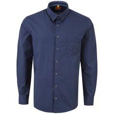 """Ανδρικό Πουκάμισο """"Intensive Store"""" Redmond 100% Βαμβάκι Denim Button Up, Button Up Shirts, Cotton Shirts For Men, Shirt Dress, Easy, Sweaters, Mens Tops, Collection, Dresses"""
