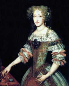 Eleanor of Austria,Queen of Poland by Daniel Schultz,c. 1670