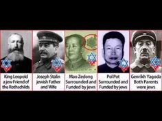 """Exposing the Jewish Criminal Leon Trotsky """"You are not starving yet, when your women start eating their children then you may come and say you are starving"""""""
