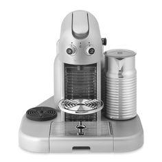 Nespresso Maestria Gran Espresso Machine, Platinum