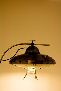 Steampunk Lamp by Tur Kort www.turkort.cz