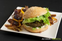Il burger di Dani e Juri