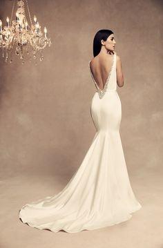 eef299cf9e9e4 51 Best Fishtail Wedding Dresses images | Alon livne wedding dresses ...
