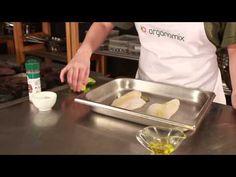 Programa Receitas Organomix - Episódio 7 - Filé de Peixe ao Forno - YouTube