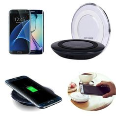 New Qi Wireless Charging Charger Pad For Samsung Galaxy S7/S7 Edge