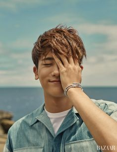 New k-drama prince Park Hyung-sik invites you to the beach: omonatheydidnt — LiveJournal Park Hyung Sik Hwarang, Park Hyung Shik, Asian Actors, Korean Actors, Korean Dramas, Dna, Park Bo Young, Do Bong Soon, Seo Joon