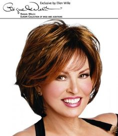Raquel Welchs Wigs | Raquel Welch Wig Collection
