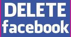 Delete My Facebook