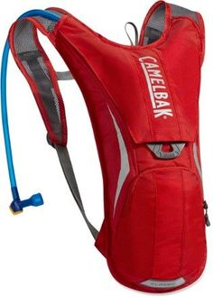 CamelBak Men's Classic Hydration Pack - 2 Liters Racing Red