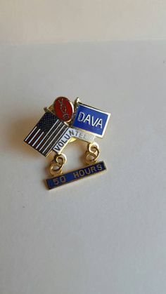 Check out this item in my Etsy shop https://www.etsy.com/listing/488954726/dava-volunteer-50-hours-pin