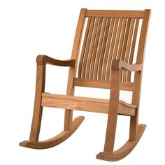 Nice wooden chair
