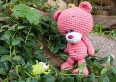 """Amigurumi – Teddy häkeln """"Pina"""""""