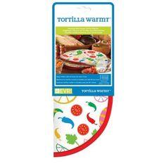 Tortilla Bread Warmer, Multicolor
