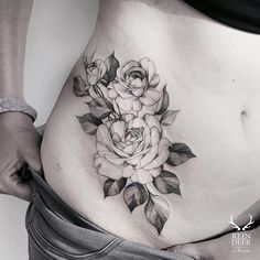 Image result for watercolourfloral shoulder tattoo