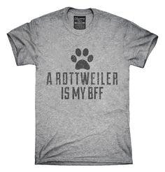 Cute Rottweiler Dog Breed T-shirts, Hoodies,