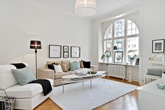 Adventurous Design Quest: Arched window magic by Bjurfors