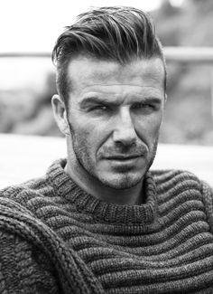 David Beckham par Josh Olins!  #psg #beauty