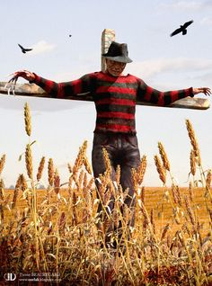 Freddy krueger by ourlak.deviantart.com on @DeviantArt