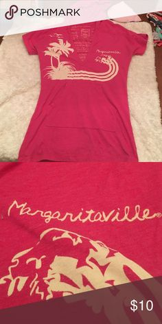 Margaritaville shirt NWOT margaritaville shirt. margaritaville Tops Tees - Short Sleeve