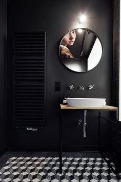 ***REFLECTION Krakow-Apt-BLACKHAUS-Karol-Cieplinski-Architekt-9 - Design Milk
