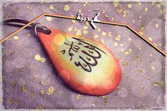 Náhrdelníky - Amulet - Mesbah lel Rooh