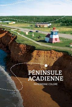 La virée Acadienne   Arrêt no. 4 - PÉNINSULE ACADIENNE : Perchée au-dessus des eaux chaudes du golfe du Saint-Laurent, cette région animée déploie des charmes côtiers et culturels imprégnés de l'esprit de l'Acadie.