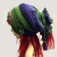 a7199ca1baf 13 Best Dreadlock Tams images