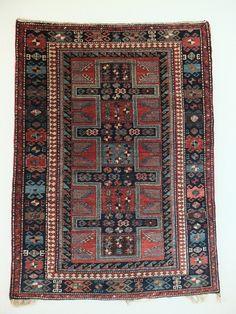 Schirwan, Kaukasus, um 1900, 144x103cm