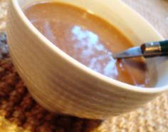 Creamy Vegetarian Miso Gravy Recipe (Vegan)   {{I halved the recipe since it would be only me eating it...VERY tasty and made just the right amount! I did need to use the cornstarch/water mix to thicken it, but I will be making this again!}}