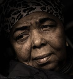 Cesaria Evora, one of my favourite singers. Great portraiture at this website. Photo by Suren Manvelyan.