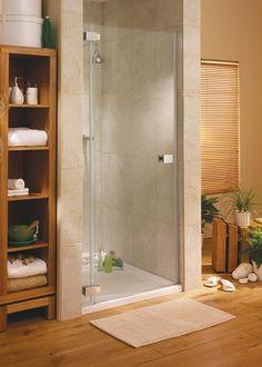 Pesaro Alcove Shower Door | Lakes Bathrooms