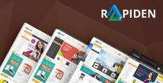 Rapiden - Mega Shop Responsive Prestashop Theme