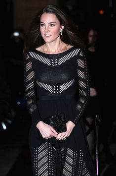 Catherine, Duchess of Cambridge attends the Action on Addiction Autumn Gala evening at L'Anima on October 23, 2014