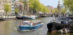 Un crucero sobre los canales de Amsterdam - http://www.absolut-amsterdam.com/un-crucero-sobre-los-canales-de-amsterdam/