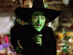 size: Photo: The Wizard of Oz, Margaret Hamilton, 1939 : Wizard Of Oz Witch, Wicked Witch, The Witches 1990, Buddy Ebsen, Margaret Hamilton, Victor Fleming, Witch Face, The Good Witch, The Exorcist