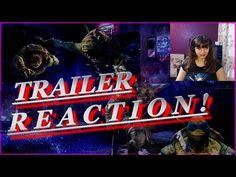 Teenage Mutant Ninja Turtles 2 Trailer Reaction Review 2016