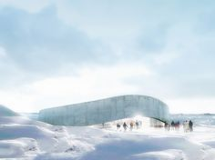 Nuuk – Who and above all Where?   mapolis   architecture – the online magazine for architecture
